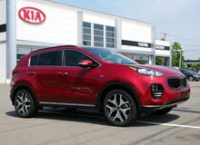 Used 2018 Sportage in Abu Dhabi