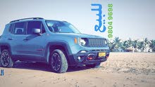 Gasoline Fuel/Power   Jeep Renegade 2015