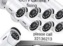 CCTV camera fixing very cheap price