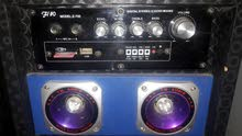 Available Amplifiers with great additions