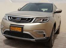 Gasoline Fuel/Power   Geely Emgrand X7 2018