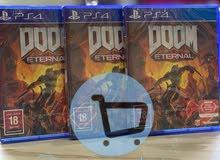 لعبة دووم اتيرنال doom Eternal