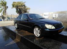Used condition Mercedes Benz S 500 1999 with 130,000 - 139,999 km mileage