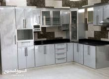 alluminium kitchen