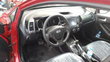 Used Kia Cerato for sale in Irbid