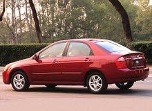 Best rental price for Kia Spectra 2006