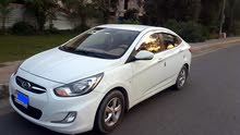 50,000 - 59,999 km Hyundai Accent 2013 for sale