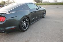 Green Ford Mustang 2016 for sale