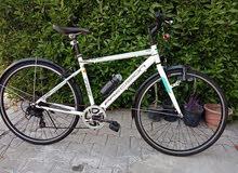 دراجة (بايسكل) ياباني بالة ماركة Precision