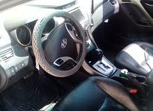Renting Hyundai cars, Avante 2012 for rent in Amman city
