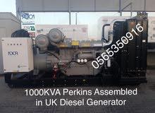 Perkins made in UK Generators