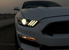 Beige Ford Mustang 2017 for sale