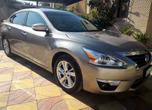 Gold Nissan Altima 2015 for sale