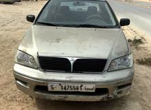 Silver Mitsubishi Lancer 2004 for sale