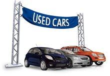 نشتري جميع انواع السيارات