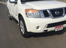Nissan Armada for sale in Abu Dhabi