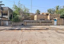 قطعة من دار للبيع (تقطيع) في منطقة حي المعلمين/ المشتل