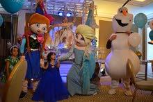 تنظيم حفلات اعياد ميلاد روعه  في عمان