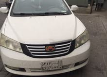 Automatic White Geely 2012 for sale