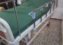 سرير طبي كهربائي اربع حركات للتواصل ارجو ارسال رساله على  الواتس اب على  الرقم 0061450560675