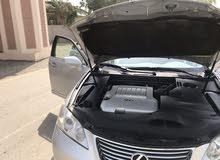 Lexus ES car for sale 2009 in Al Batinah city