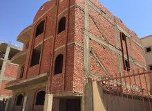 مبنى بإمتداد جامعة بدر وأمام العاصمة الإدارية من المالك