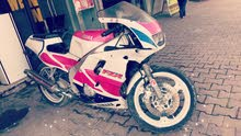 دراجة بطح ياماها 400