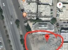 أرض سكنية اول خط شارع التعمير تصريح شقق وقابلة للتحويل س ت
