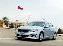 Kia Optima 2015 For sale - Silver color