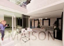 New Apartment of 205 sqm for sale Shafa Badran
