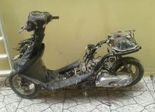 دراجه هوندا ديو 60