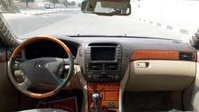 لكزس ال اس 430  موديل 2004