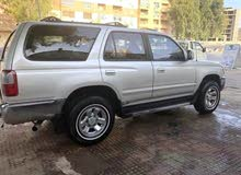 Automatic Grey Toyota 1999 for sale