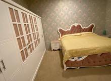 للبيع غرفة نوم نظيفة استعمال اقل من سنة