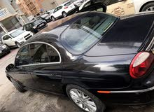 Automatic Black Jaguar 2008 for sale
