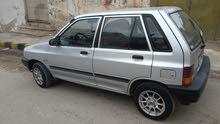 Used condition Kia Pride 1996 with 1 - 9,999 km mileage