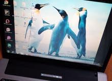 كمبيوتر محمول مستعمل بحالة جيدة