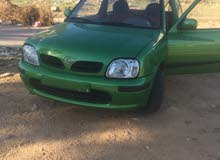 2001 Used Nissan Micra for sale