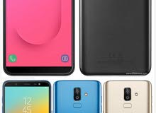 سامسونج J8  64GB  للبيع او التدبيل بهواوي  y9 2019