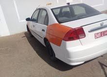 km mileage Honda Civic for sale