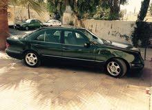 Green Mercedes Benz E 200 1997 for sale