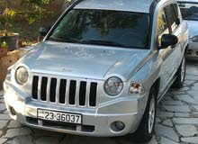 Gasoline Fuel/Power   Jeep Compass 2007