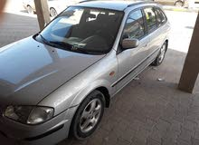 Available for sale! +200,000 km mileage Mazda 323 2000