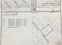 للبيع ارض سكنية في ولايه بدبد مربع الفرفاره 3