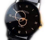 kevin watch black. not used.