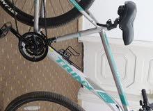 دراجة هوائية نوع ترانكس شبه جديده