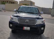 2012 Toyota Land Cruiser for sale in Doha