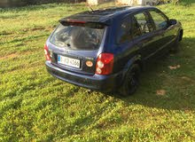 Mazda 323 2002 For sale - Blue color