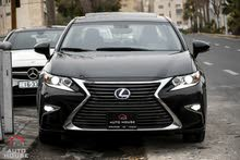 Lexus ES 2016 For sale - Black color