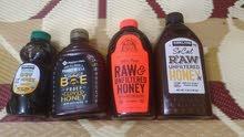 يتوفر انواع العسل الامريكي وبجوده عاليه